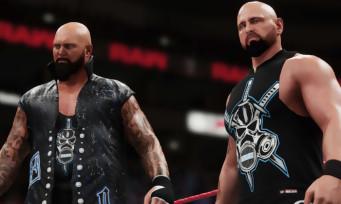 WWE 2K18 : les premières Superstars du roster se dévoilent en images