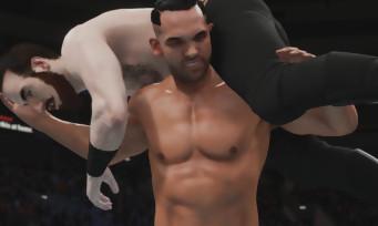 WWE 2K18 : le pack de nouveaux mouvements est disponible, voici la vidéo