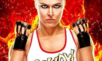 WWE 2K19 : l'ex-championne UFC Ronda Rousey rejoint le casting, ça va cogner
