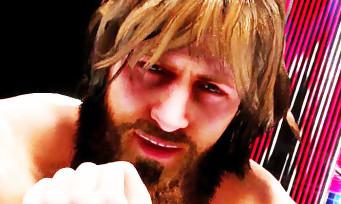 WWE 2K19 : un trailer tout en muscle et en sueur dédié à Daniel Bryan