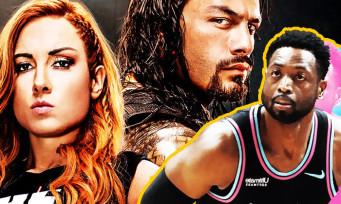 WWE 2K : le studio derrière NBA 2K développera tous les prochains jeux, Yuke's exclu de la franchise