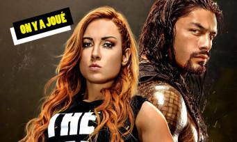 WWE 2K20 : on y a joué, le spectacle est-il toujours au rendez-vous ?