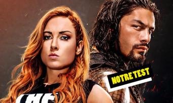 Test WWE 2K20 : le jeu balancé par-dessus la troisième corde ?