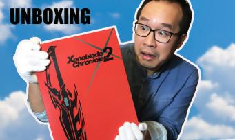 Xenoblade Chronicles 2 : faisons l'unboxing de la majestueuse édition collector sur Nintendo Switch