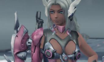 Xenoblade Chronicles X : Les seins ne seront pas ajustables sur la version européenne