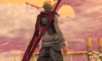 Xenoblade Chronicles : 5 min de pur gameplay sur New 3DS