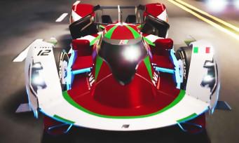 nombreux dans la variété meilleur en ligne rabais de premier ordre Xenon Racer : un trailer qui défile à toute berzine ...