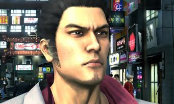 Yakuza 3 : la version PS4 présentée en images et en vidéo, Kazuma Kiryû en grande forme