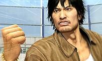 Yakuza 5 : Shinada balance des coups de batte