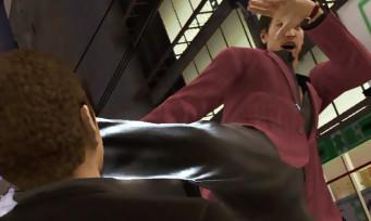 Yakuza 5 fracasse des bouches en images