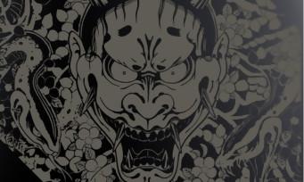 Yakuza Kiwami 2 : une PS4 collector magnifique ornée de tatouages japonais