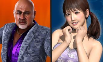 Yakuza Kiwami 2 : des détails sur le mode Cabaret avec ses hôtesses et ses gangsters