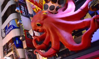 Yakuza Kiwami 2 : des images de la ville d'Osaka retravaillées avec le Dragon Engine