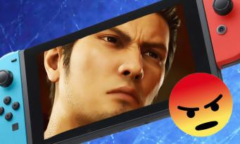 """Yakuza : la série n'est pas prête de sortir sur Switch, une console """"pas idéale"""""""