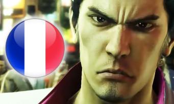 Yakuza Kiwami : le jeu enfin traduit en français... ou presque