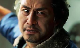 Yakuza Like a Dragon : la tête brûlée Koichi Adachi se présente en vidéo