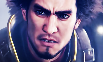 Yakuza Like a Dragon: the game arrives today on PS5, a launch trailer that detonates