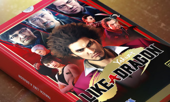 Yakuza Like a Dragon: a superb collector at Pix'n Love, here is its premium content