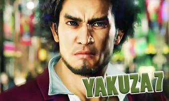 Yakuza 7 : SEGA va dévoiler des détails sur le jeu, dont l'actrice principale, dans quelques jours