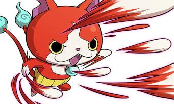 Yo-Kai Watch tient enfin sa date de sortie sur 3DS