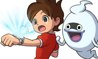 Yo-Kai Watch se précise en Europe