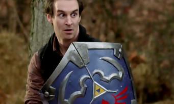 Zelda : les forgerons de Man at Arms ont recréé le bouclier de Link